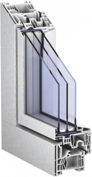 ventanas calatrava. perfil 76 Md Extrem